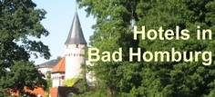 Schoss in Bad Homburg